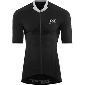 X-Bionic Invent 4.0 Bike Race Zip Shirt SH SL Herren black melange